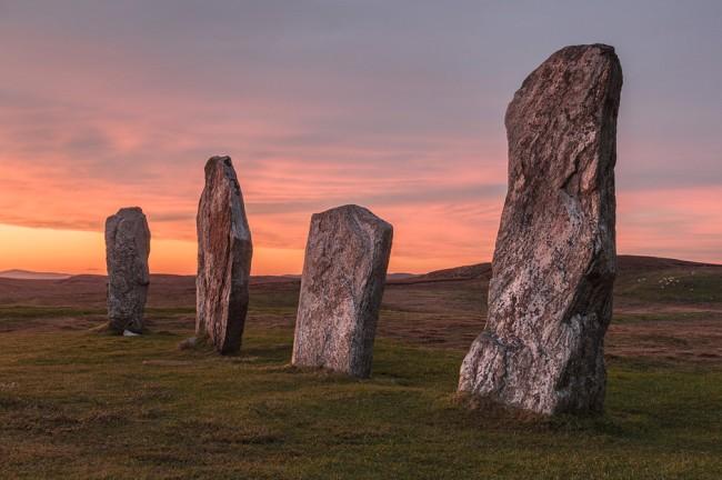 Scottish Hebridean Photographic Trail